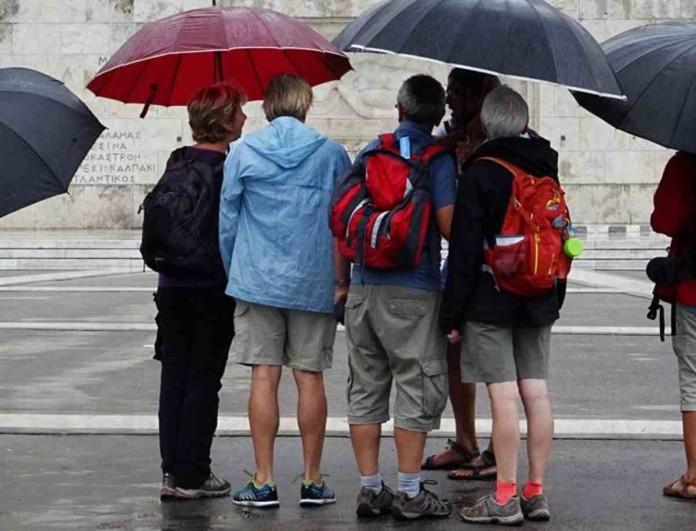 Προειδοποίηση ΕΜΥ 2/8: Ραγδαία πτώση της θερμοκρασίας  - Συνεχίζονται οι βροχές