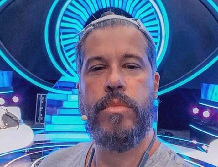 Στο πλατό του Big Brother πριν τη μεγάλη πρεμιέρα ο Χάρης Βαρθακούρης