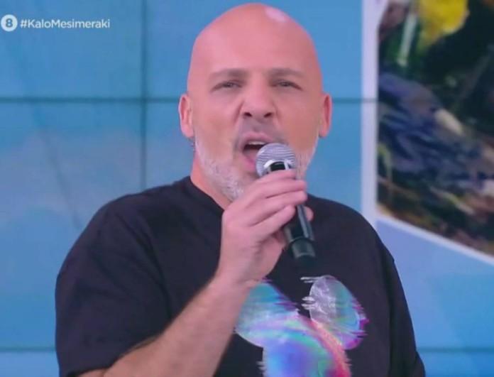Ο Νίκος Μουτσινάς είπε «Καλό Μεσημεράκι» στα νούμερα τηλεθέασης