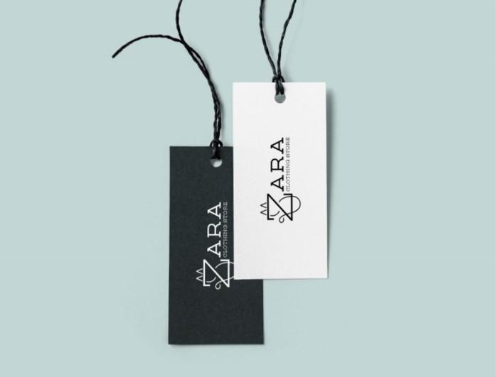 Lingerie και μίντι το πιο αισθησιακό φόρεμα των Zara