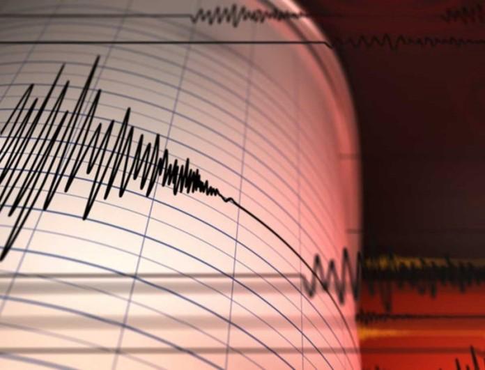 Σεισμός τώρα 4,4 Ρίχτερ