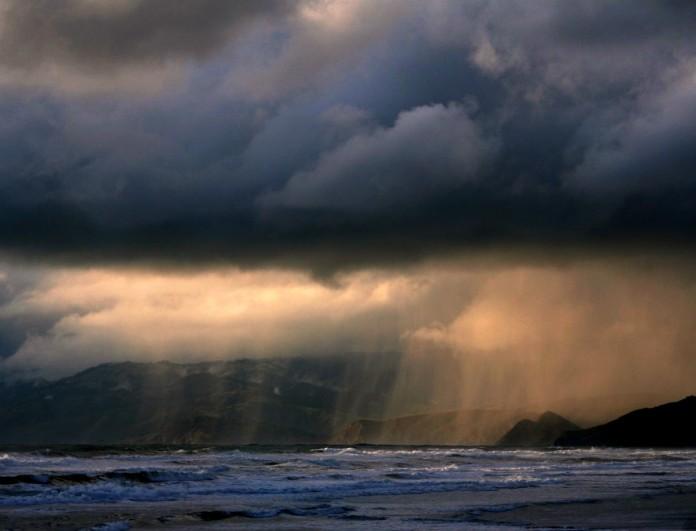 Καιρός: Βροχές στα δυτικά - Έντονα φαινόμενα στο Ιόνιο - Πόσο θα φτάσουν τα μποφορ