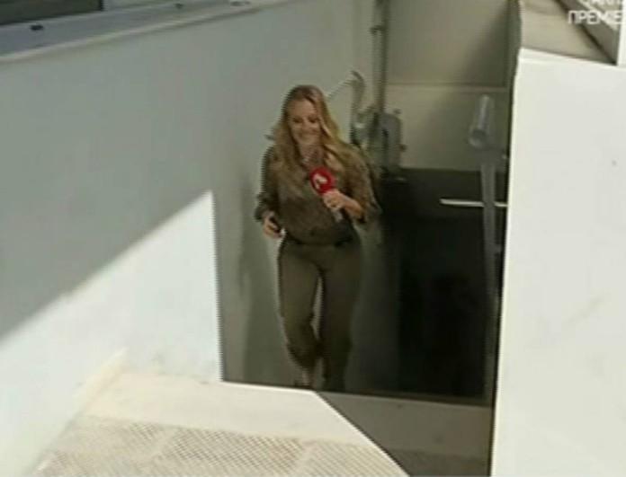 Ώρα για Μελέτη: Έφυγε τρέχοντας από το πλατό η Ελεονώρα - Τι συνέβη