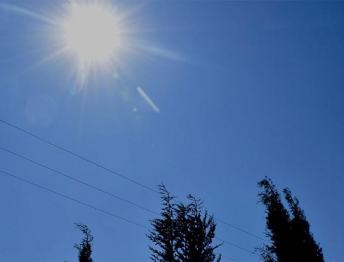 Καιρός: Αίθριος ο καιρός σήμερα - Πόσο θα φτάσουν τα μποφόρ