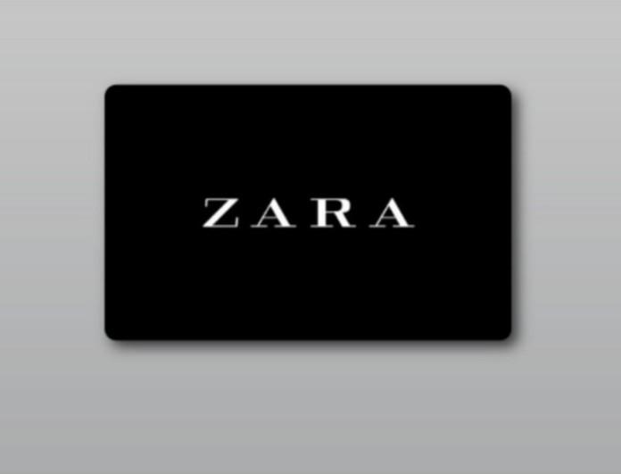 Σικάτη και εκκεντρική - Η πλεκτή μπλούζα των Zara που μοιάζει με έργο τέχνης