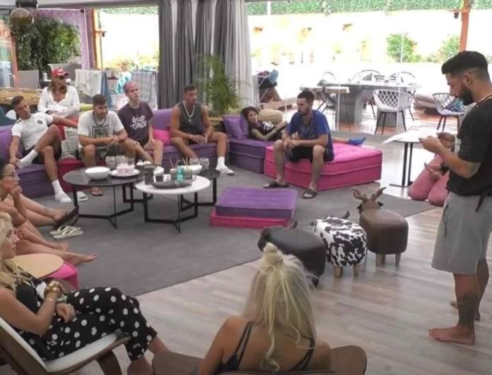 Big Brother: Χαμός στο σπίτι - Η ζήλεια του Κεχαγιά στην Δανέζη και τα κλάματα της Χριστίνας Ορφανίδου