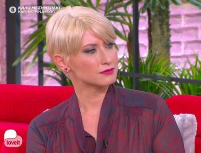 «Δεν είμαι η κυρία Μπακογιάννη, είμαι η Σία Κοσιώνη» - Απασφάλισε η παρουσιάστρια
