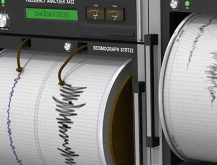 Ισχυρός σεισμός 6,2 Ρίχτερ σκόρπισε τον τρόμο
