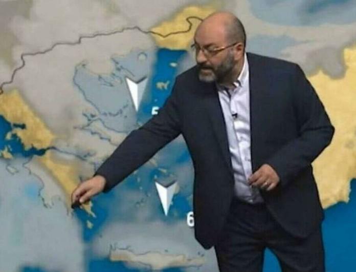 Προσοχή έρχονται βροχερές ημέρες - Η πρόβλεψη του Σάκη Αρναούτογλου για τον Σεπτέμβρη