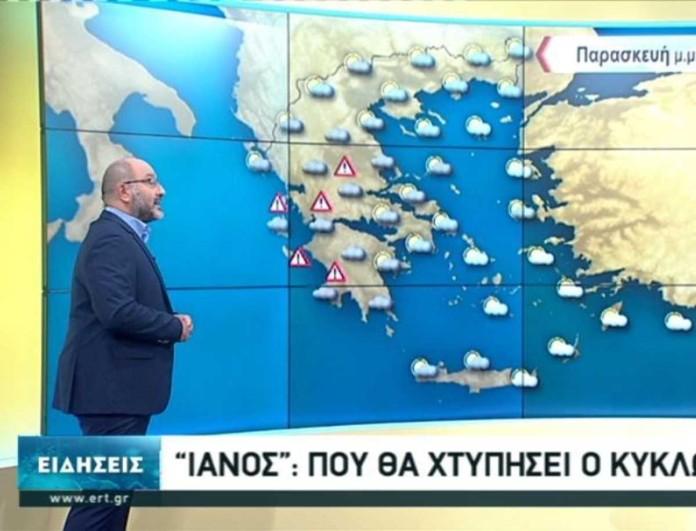 Καμπανάκι κινδύνου από τον Σάκη Αρναούτογλου -  «Προσοχή στην Αττική...»