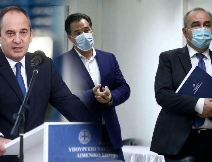 Κορωνοϊός - Ελλάδα : 3 υπουργοί μπαίνουν σε καραντίνα!