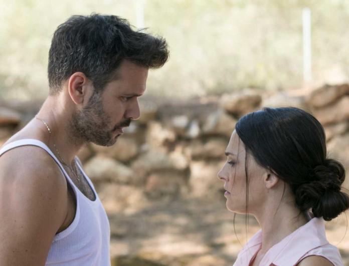 Καθηλωτικά τα 2 νέα επεισόδια «Αγγελική» - O Μιχάλης προτείνει στην Κατερίνα να φύγουν μαζί
