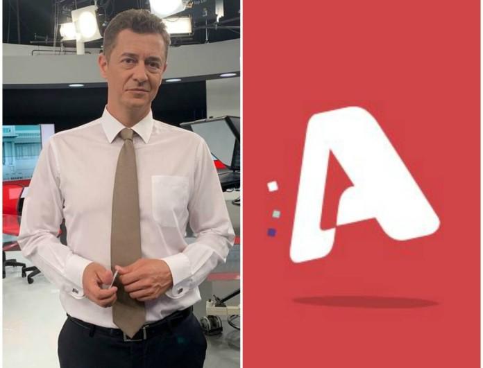 «Έσκασε» ανακοίνωση από τον ALPHA για τον Αντώνη Σρόιτερ