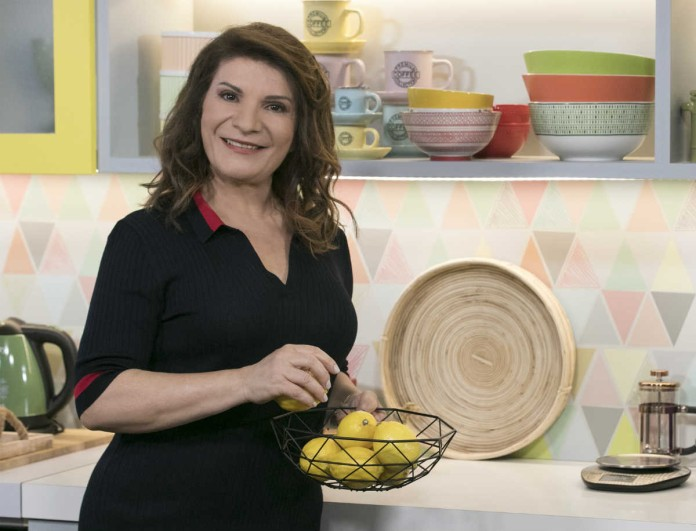 Ώρα για φαγητό με την Αργυρώ Μπαρμπαρίγου - Οι συνταγές που θα κάνει στην εκπομπή από 28/9 έως 2/10