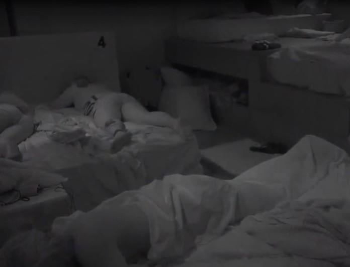 Big Brother: Ανυπόφορο το ροχαλητό στα δωμάτια - Έμεινε ξύπνιος όλο το βράδυ ο Πυργίδης