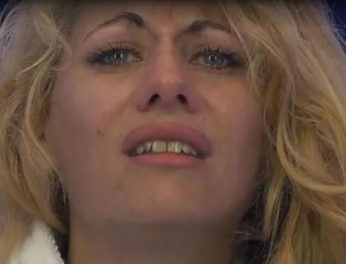 Big Brother: Πλάνταξε στο κλάμα η Άννα Μαρία - Δεν μπορούσε ούτε να μιλήσει