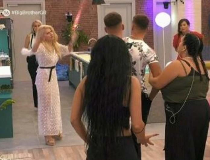 Big Brother: Άγριος καβγάς ανάμεσα σε Άννα Μαρία και Χριστίνα - Ούρλιαζαν μέσα στο σπίτι