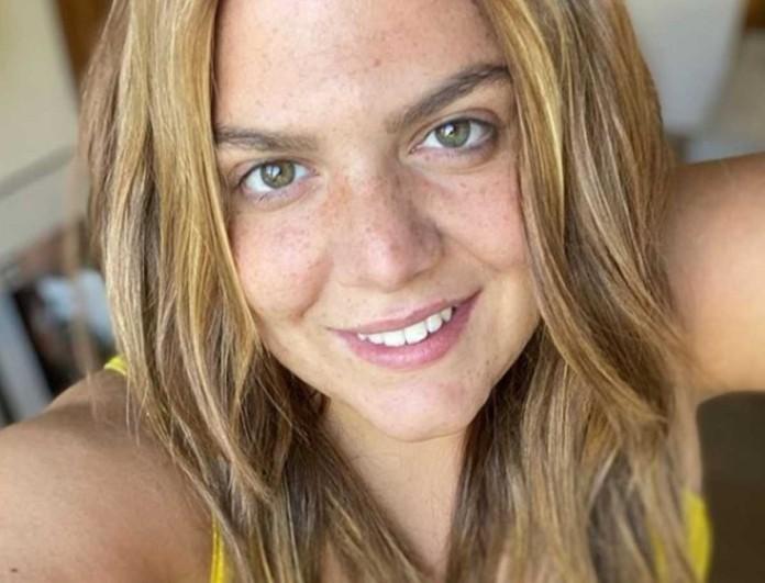 Δανάη Μπάρκα: Συναντήθηκε στο Mega με τον Απόστολο Ρουβά