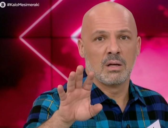 Νίκος Μουτσινάς - τηλεθέαση 22/9: Ξεφουσκώνει το Καλό Μεσημεράκι του ΣΚΑΙ σε νούμερα