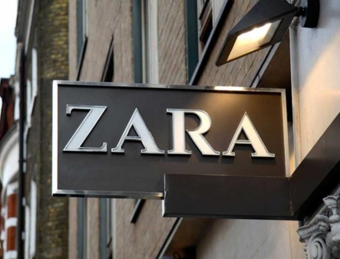 Νούμερο 1 σε πωλήσεις αυτή η μαύρη φούστα στα Zara - Το σκίσιμό της είναι σικ και αισθησιακό ταυτόχρονα