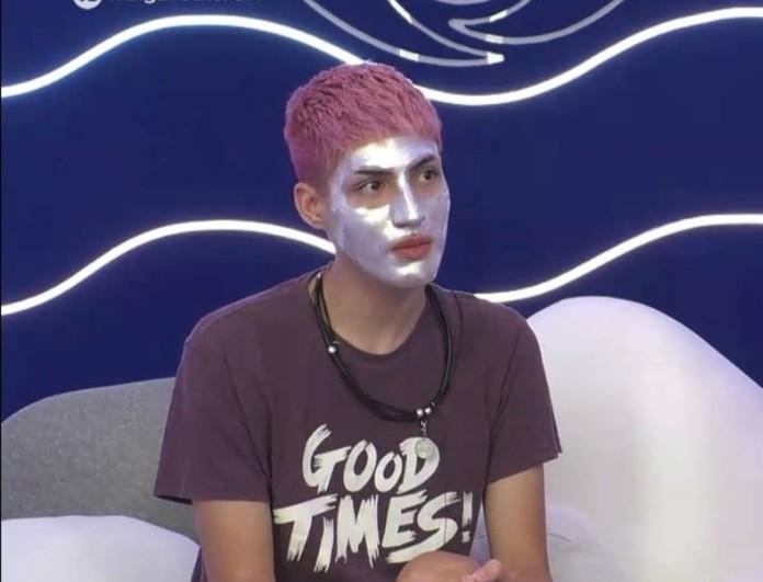 Big Brother: Χαμός στο Twitter με τη μάσκα του Θέμη - «Ερχόμαστε φιλικά...»