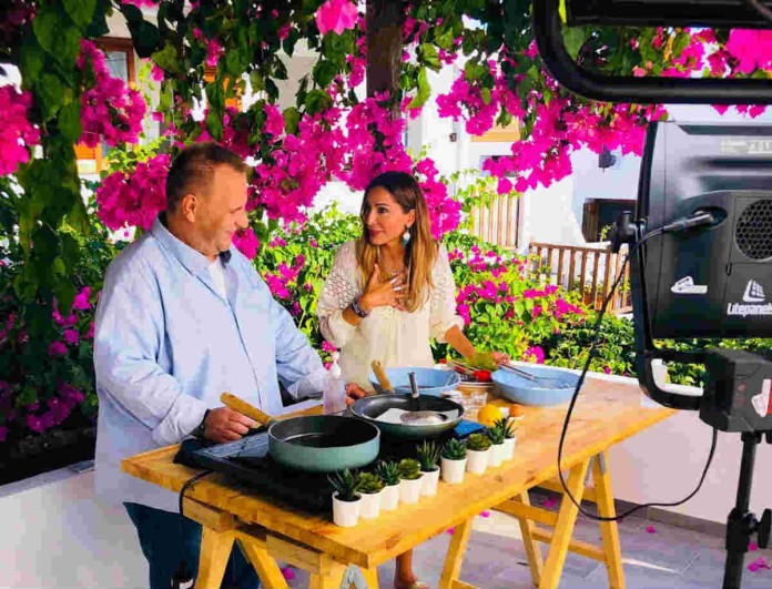 My Greece - τηλεθέαση: Ο χαμός με τα νούμερα της χθεσινής 27/9 πρεμιέρας της Δέσποινας Βανδή