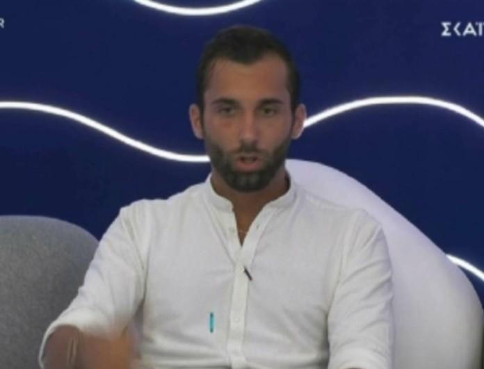 Big Brother: Ξέσπασε κατά του Χρήστου Μακρίδη ο Δημήτρης Κεχαγιάς - «Είναι ντροπή, είσαι καραγκιόζης»