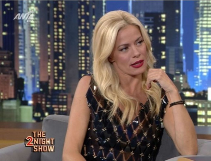 Ζέτα Μακρυπούλια: Στο The 2night show έκανε την αποκάλυψη για την προσωπική της ζωή!
