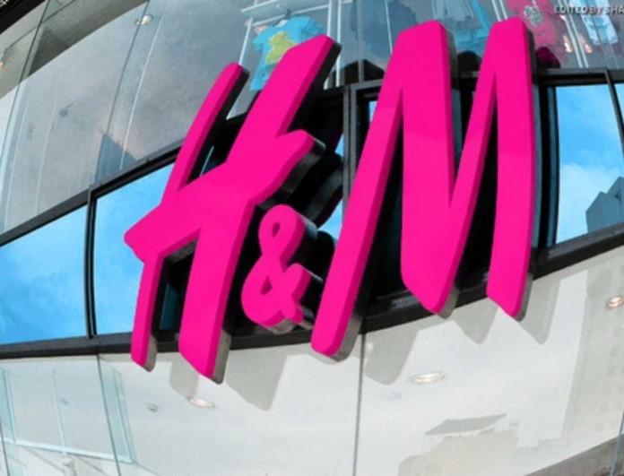 Στα trends της νέας σεζόν το μπεζ φόρεμα από τα H&M