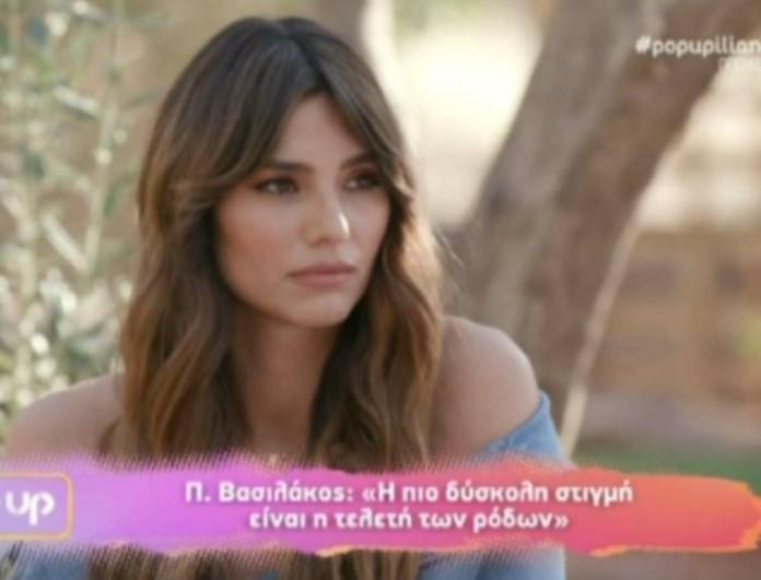 Ηλιάνα Παπαγεωργίου: Μίλησε για τον Snik και έριξε «άκυρο» στον Παναγιώτη Βασιλάκο