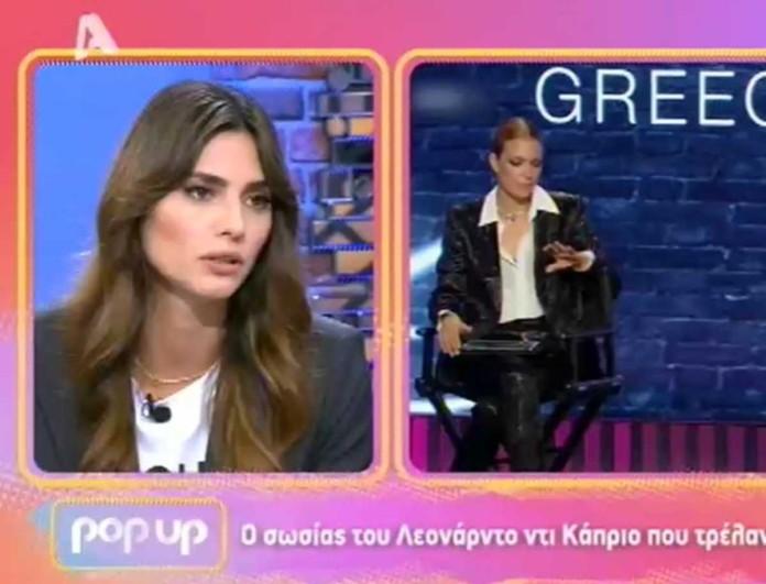 Το δημόσιο σχόλιο της Ηλιάνας Παπαγεωργίου: «Η απάντηση που θα έπαιρνες από τη Βίκυ στο GNTM θα ήταν...»