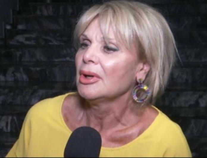 Μαρία Ιωαννίδου: Έστησε στον τοίχο τον Καληώρα:
