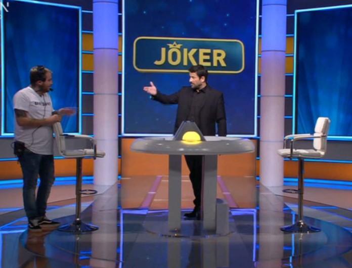 Joker - τηλεθέαση: Ο Αλέξης Γεωργούλης έκανε πρεμιέρα με... αυτά τα νούμερα στο Opentv