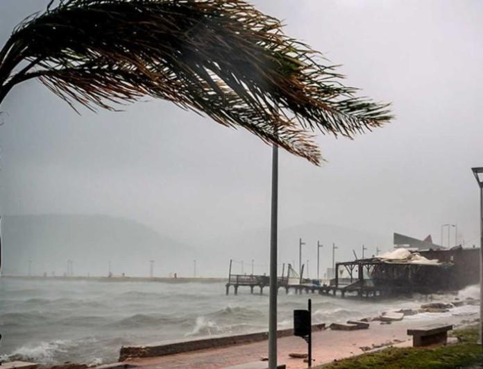 Καιρός σήμερα 19/9 - Ισχυρές βροχές και καταιγίδες με θυελλώδεις ανέμους
