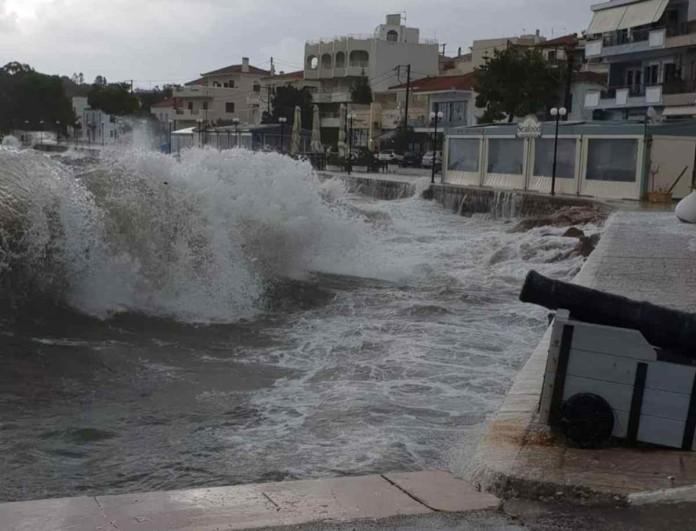 Νέα έκτακτο δελτίο καιρού για τον Ιανό - Πότε έρχονται καταιγίδες στην Αττική;