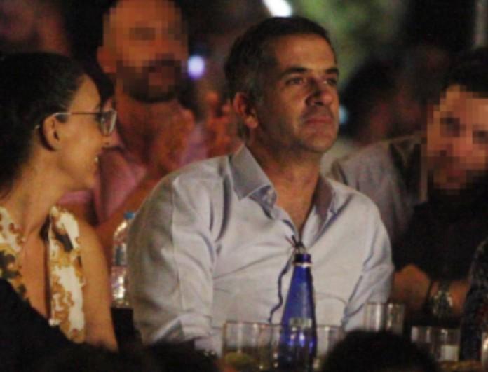 Κώστας Μπακογιάννης: Χωρίς την Σία Κοσιώνη στην συναυλία της Άννας Βίσση