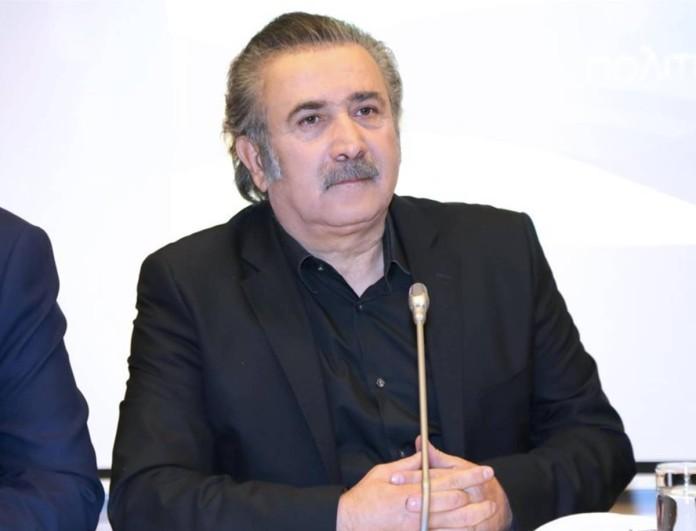 Οργισμένος ο Λάκης Λαζόπουλος - Η ανάρτηση στα social media