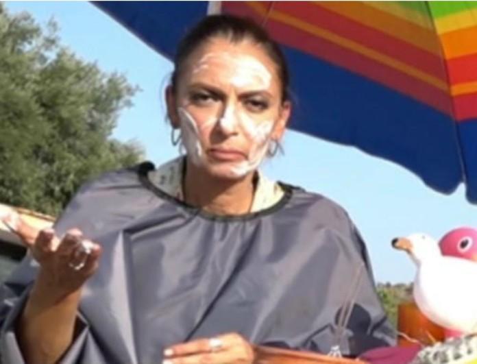Ματθίλδη Μαγγίρα: Έφυγε γιαουρτωμένη από την Φωλιά των Κου Κου - Τι συνέβη;
