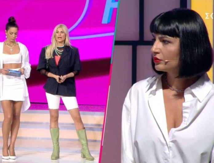 My Style Rocks: Νέα ένταση με την Ευρυδίκη Παπαδοπούλου - Το σχόλιο της Τζένης Γεωργιάδου που την ενόχλησε
