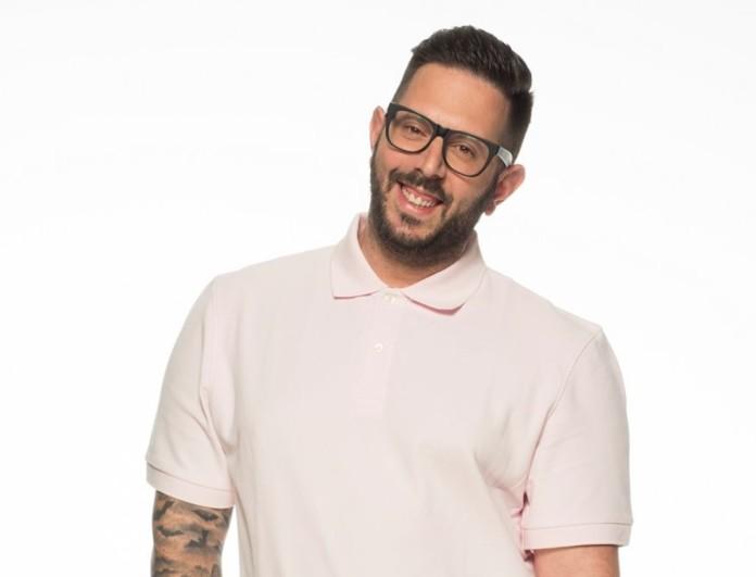 Νικόλας Παπαπαύλου: Όσα δεν γνώριζες για τον 37χρονο ομοφυλόφιλο παίκτη του Big Brother