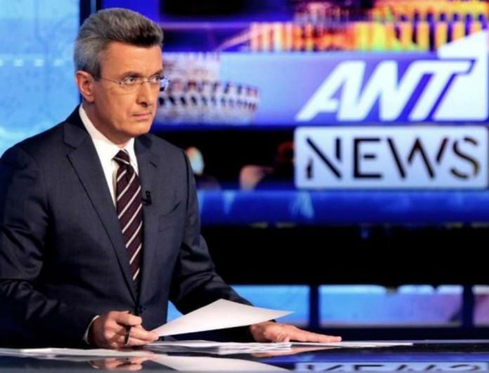 Άσχημες εξελίξεις με τον Νίκο Χατζηνικολάου στον ΑΝΤ1