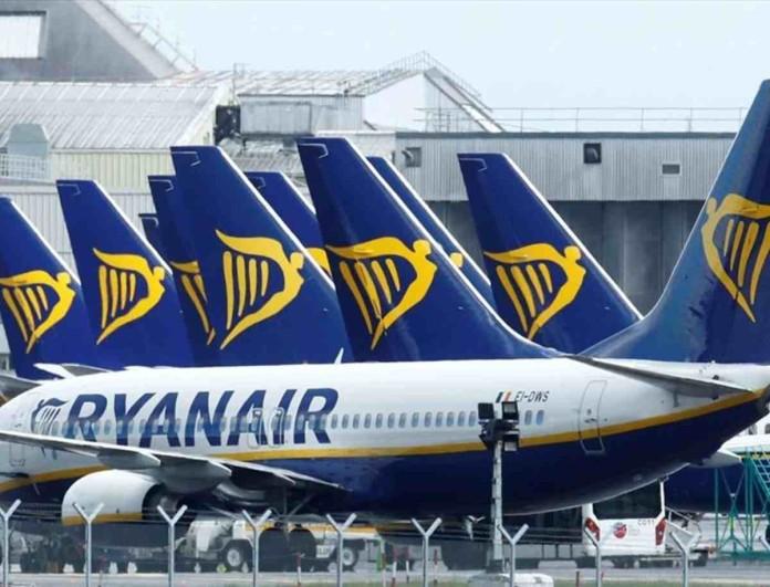 Σούπερ προσφορά από τη Ryanair - Μόνο με 16 ευρώ πας...