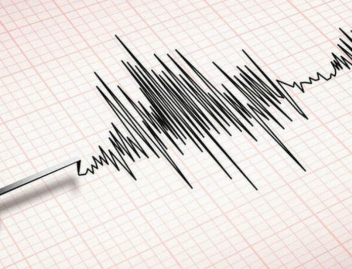 Ισχυρός σεισμός 6,8 βαθμών Ρίχτερ πριν από λίγη ώρα