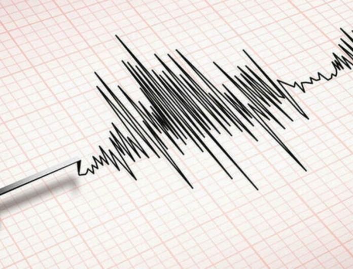Σεισμός σκέτο θρίλερ - 6,2 Ρίχτερ