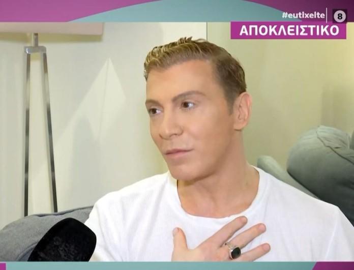 Σάκης Ρουβάς: Τον «άδειασε» ξανά ο Ζαχαράτος - «Όπα φίλε ζαλιστήκαμε»