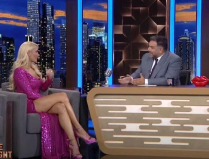 The 2night show: Πρεμιέρα με την Ιωάννα Τούνη - Οι αποκαλύψεις της για το ροζ βίντεο