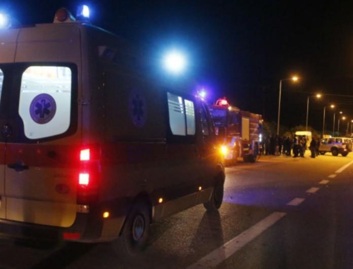 Τροχαίο ατύχημα: Ένας τραυματίας επί της λεωφόρου Κηφισίας