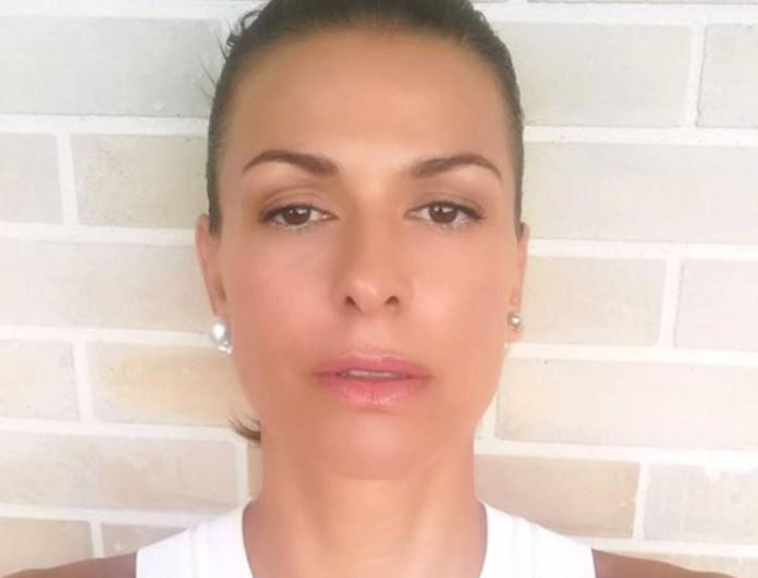 Τζίνα Αλιμόνου: Άλλαξε τα μαλλιά της και εντυπωσίασε το διαδίκτυο