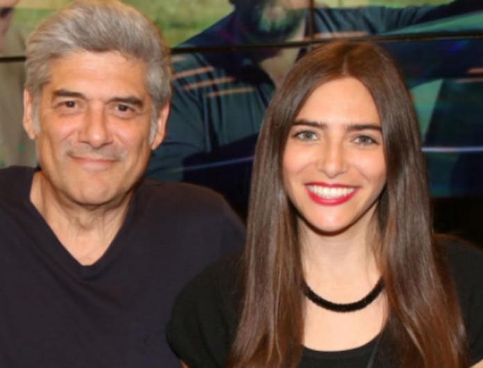 Γιώργος Χωραφάς: Γέννησε η κόρη του και μας έδειξε την πρώτη φωτογραφία με το μωρό της!
