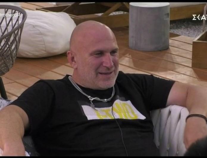 Big Brother: «Ή θα τον τερματίσω ή...» - Η νέα στρατηγική του Χρήστου Μακρίδη